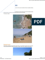 Corfu Beaches - Corfu Nudist Beaches
