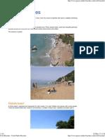Corfu Beaches - Corfu Nudist Beaches