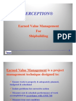Perception Earned Value Mgmt