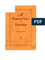 A Thousand Years of Yesterdays (1929).pdf