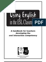 Using English1