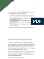 Organos de Control Ambiental en Colombia
