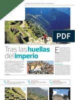 Machu Picchu y Sus Alrededores