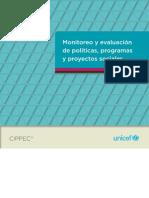 Cippec Uni Monitoreo Evaluacion