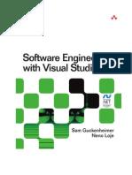Software Engineering With Visual Studio - Draft Manuscript
