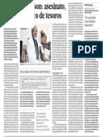 Caso Patterson Trafico Patrimonio Peru y Asesinato