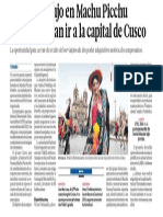 Crece Inversion Hoteles en Cusco