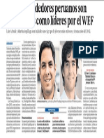 Emprendedores Peru de Exito
