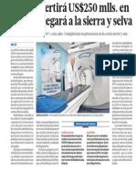 Expansion Negocio Clinicas Salud Amazonia