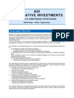 Adi Alternative Investments