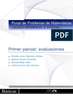 Portal de Problemas de Matematica de Calculo Diferencial e Integral l