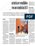 Paquetes de Turismo Sin IGV Para Turistas Peru