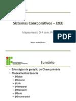 07 - Mapeamento O-R Com JPA