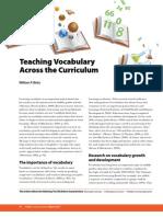 Middle School Vocabulary Strategies_info