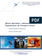 Management Du Transport Aerien
