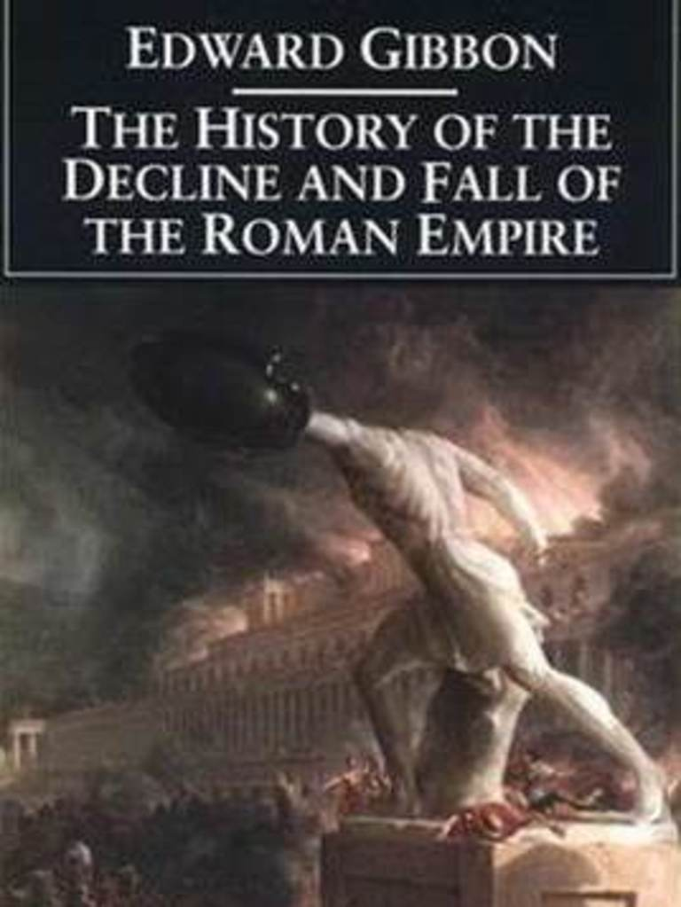 History Of The Decline And Fall Of The Roman Empire Vol 1 Edward