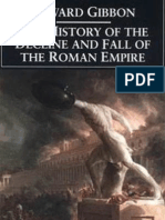 History of the Decline and Fall of the Roman Empire, VOL 2 - Edward Gibbon (1820)