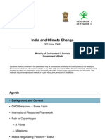 India and Climate Change