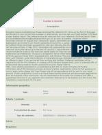 Oferta de Empleo en GB