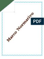 Marco Normativo y Descriptivo de la cometa