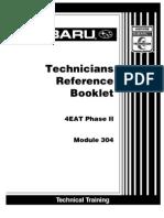 4EAT Phase II Automatic Transmission