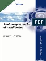 Copeland Scroll ZR90-380 AGU