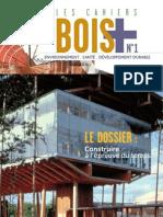 Cahiers Bois+ n1