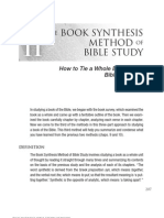 Book Synthesis Method