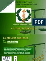 CIENCIA JURIDICA.ppt