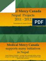 Nepal 2012 Gala Presentation