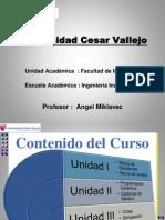 Herramientas Para La Toma de Decisiones Ucv Clase 1