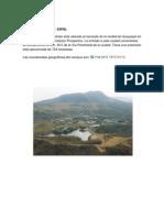 Lago y Bosque Espol Ecologia