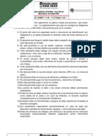 GAM011 Reglamento Mecánica