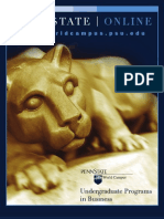 Penn State Info