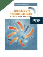E-book Liderazgo y Espiritualidad - La Eficacia Esencial de Guillermo Rodriguez