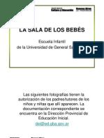 DIDÁCTICA y CURRICULUM la_sala_de_los_bebes