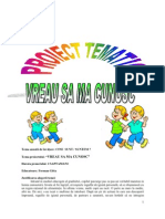 52003870 Omul Proiect Tematic