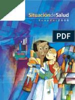 Situacion Salud Ecuador 2006