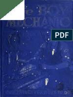 Popular Mechanics the Boy Mechanic Book 3 1919