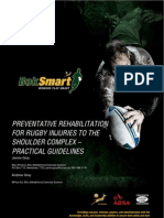 BokSmart - Shoulder Injury Prevention Practical Guidelines