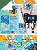 Aquadiver Flyer 2010