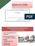Populismo en Chile