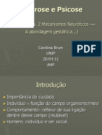 AHP Neurose e Psicose- Cap 2- F. Perls