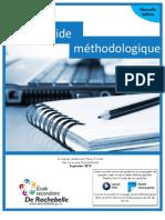 Guide méthodologique - École secondaire De Rochebelle