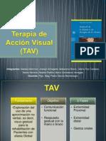 Terapia De Acción Visual