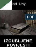 Levy Joel - Izgubljene Povijesti
