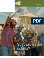 Sunt Protestele Solutia