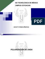 Presentacion Polarizacion de Onda