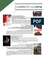 Catálogo de cine Mayo 2013-2