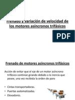 Frenado y variación de velocidad de los motores.pptx